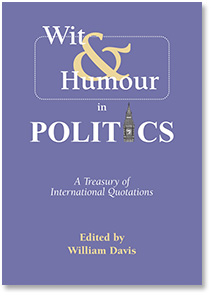 Wit & Humour in Politics By Williams Davis