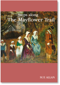 steps along the mayflower trail